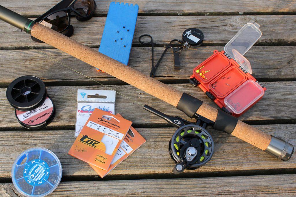 La pêche selon rousski à la maison