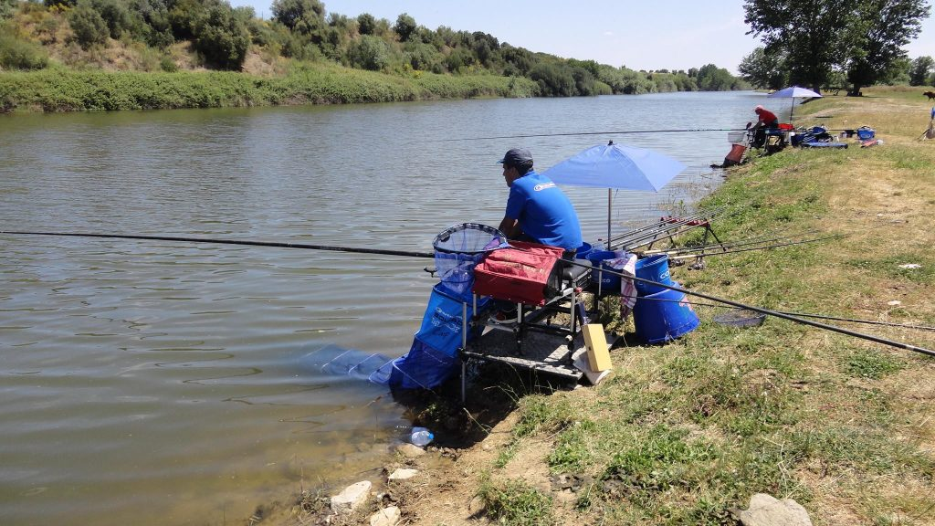 Joao Rodrigues Fishing