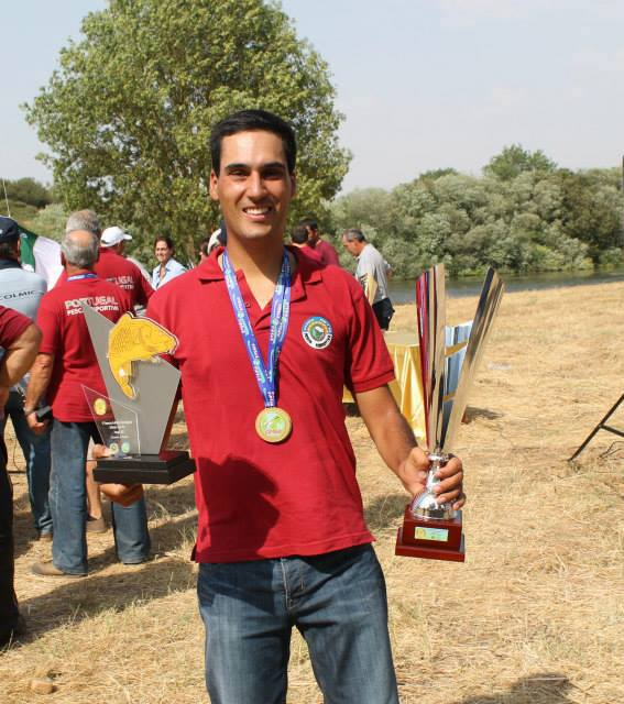 Joao Rodrigues Garbolino World Champion