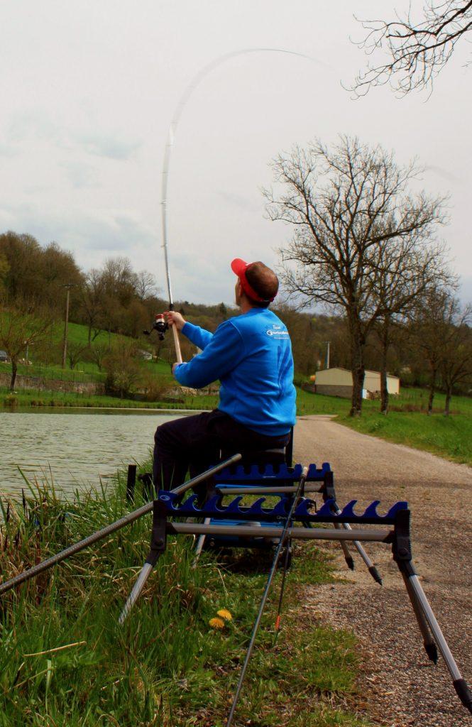 Pêche à l'anglaise