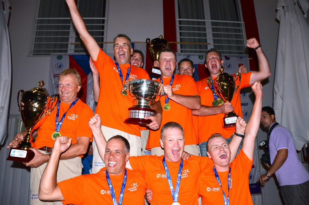Team Holland Wolrd Championship Croatia 2014