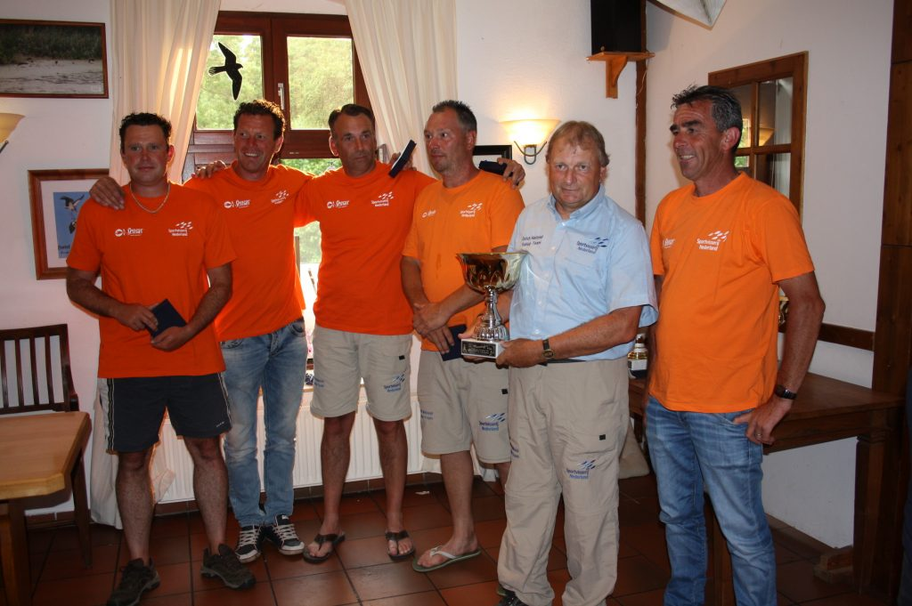 HOLLAND FISHING TEAM 6 NATIONS IN GERMANY 2015
