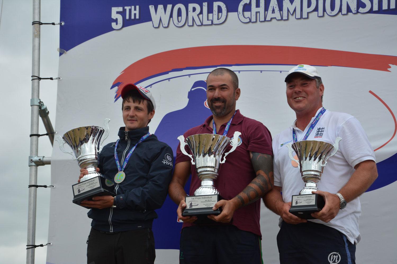 podium individuel